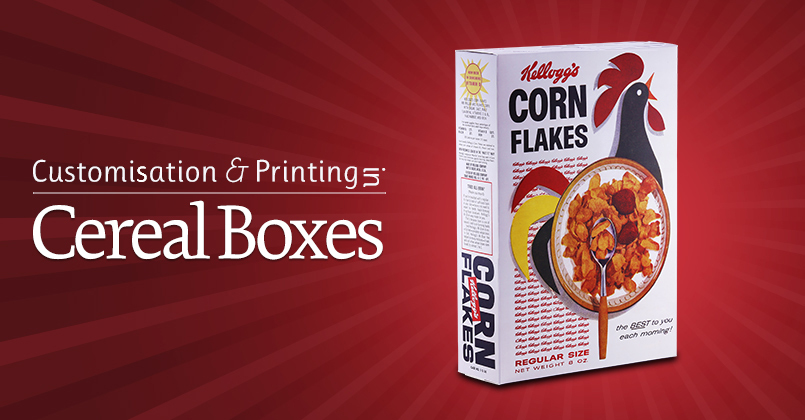 Cereal Boxes - Banner